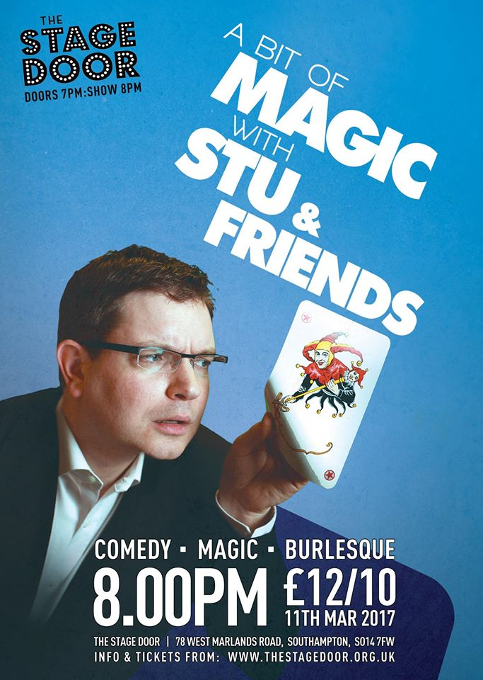 A Bit of Magic with Stu & Friends